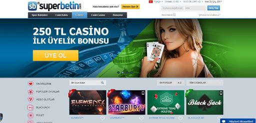 Süperbetin Casino