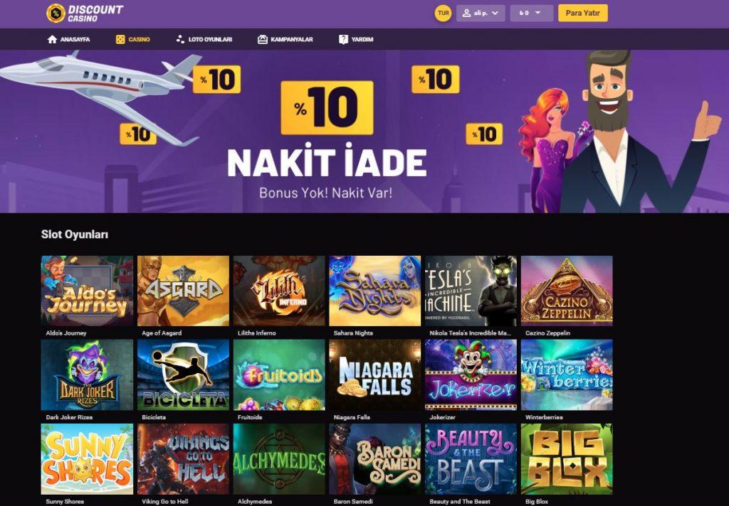 Discount Casino 2020